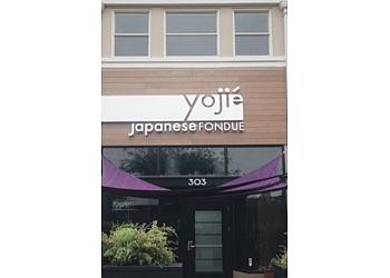 Santa Ana japanese restaurant Yojie Japanese Fondue