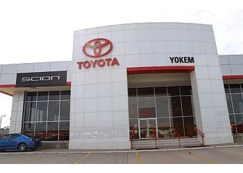 Shreveport car dealership Yokem Toyota, Inc.