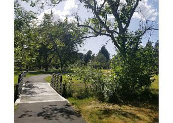 Anaheim hiking trail Yorba Regional Park Trail