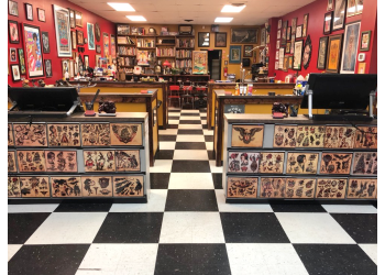 Newport News tattoo shop Yorktown Tattoo