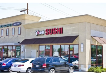 Victorville japanese restaurant Yoshi Japanese Cuisine