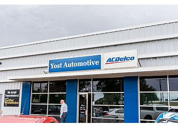 Wichita car repair shop Yost Auto Service, Inc.