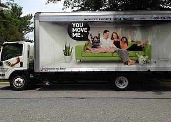 Baltimore moving company You Move Me