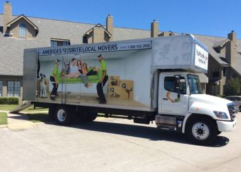 Oklahoma City moving company You Move Me