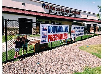 Colorado Springs preschool Young Scholars Academy