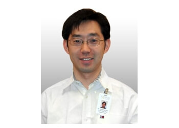 Lancaster physical therapist Dr. Younghoon Kim, PT, DPT, OCS, CSCS