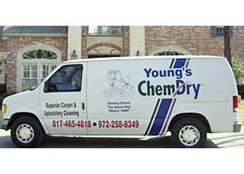 Arlington carpet cleaner Young's Chem-Dry
