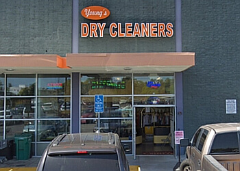 Oakland dry cleaner Young's Cleaners
