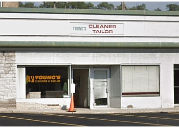 Elgin dry cleaner Young's Cleaners & Tailors