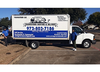 Garland moving company Youngstars Moving & Delivery