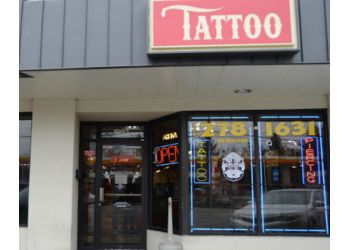 Lexington tattoo shop Your Design Or Mine Tattoos