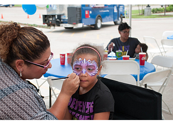 Richardson face painting Your Enchanted Face