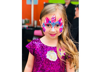 Dallas face painting Your Enchanted Face LLC