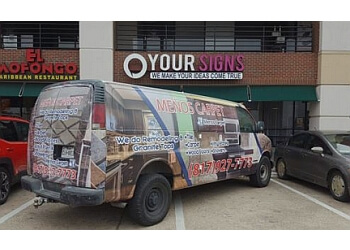 Irving sign company Your Signs