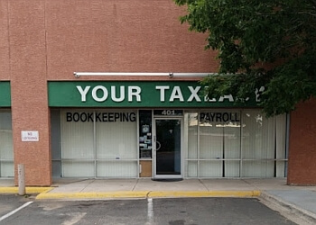 Colorado Springs tax service Your Taxlady