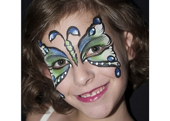 Dallas face painting Your enchanted Face