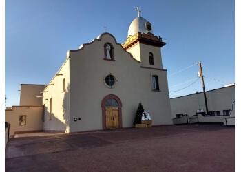 El Paso church  Ysleta Mission