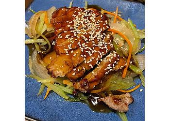 Manchester japanese restaurant Yuki Japanese Grill