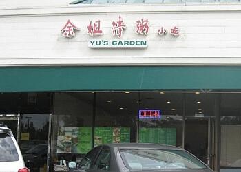 Irvine chinese restaurant Yu's Garden