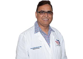 Tampa endocrinologist Yuvraj Kumbkarni, MD