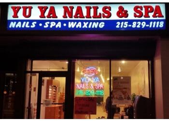 Philadelphia nail salon Yuya Nail Spa