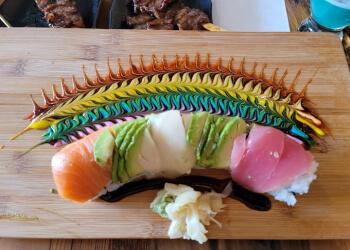 Chicago sushi Yuzu Sushi & Robata Grill
