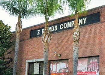 Fresno window treatment store Z Blinds Company