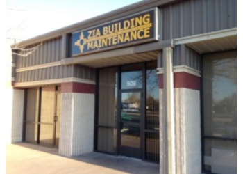 Albuquerque commercial cleaning service ZIA BUILDING MAINTENANCE