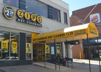 Washington dry cleaner ZIPS Dry Cleaners