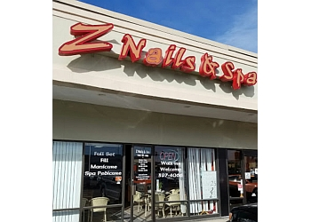 Omaha nail salon Z Nails & Spa