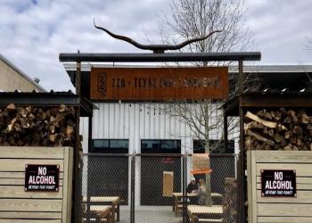 Richmond barbecue restaurant ZZQ
