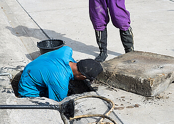 Boise City septic tank service ZZZ Sanitation