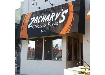Berkeley pizza place ZACHARY'S CHICAGO PIZZA, INC
