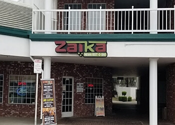 Bakersfield indian restaurant Zaika Indian Cuisine & Bar