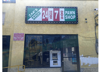 Los Angeles pawn shop Zak's Pawn Shop