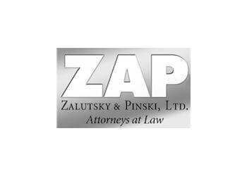 Naperville bankruptcy lawyer Zalutsky & Pinski Ltd.