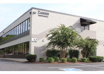 Nashville insurance agent Zander Insurance