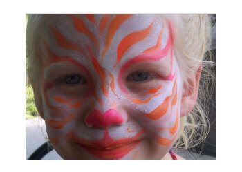 Denver face painting Zany Entertainments