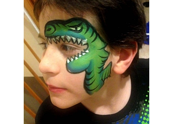 Colorado Springs face painting ZanyPaint