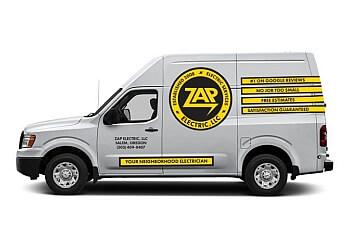 Salem electrician Zap Electric, LLC