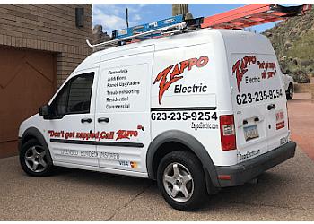Glendale electrician Zappo Electric LLC