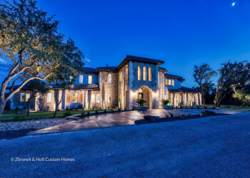 Austin home builder Zbranek & Holt Custom Homes