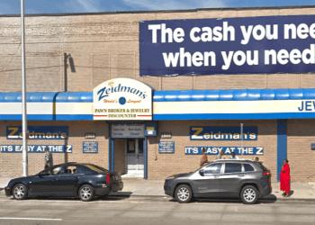 Detroit pawn shop Zeidman's Jewelry & Loan