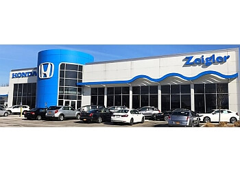 3 best car dealerships in buffalo ny threebestrated for Zeigler honda service