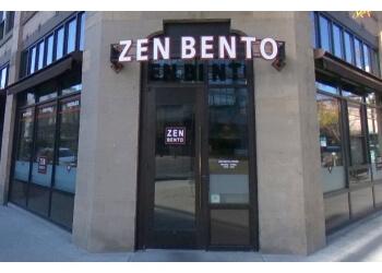 Boise City japanese restaurant Zen Bento