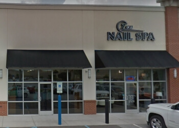 3 Best Nail Salons in Chattanooga, TN - ThreeBestRated