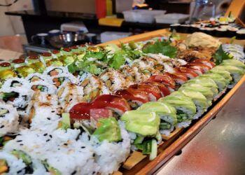 Port St Lucie sushi Zen of Sushi
