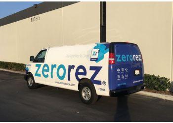 Irvine carpet cleaner Zerorez
