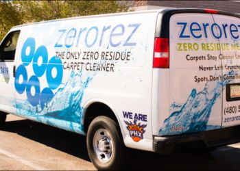 Gilbert carpet cleaner Zerorez Phoenix