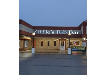 Fort Wayne barbecue restaurant Ziffle's Rib Bar